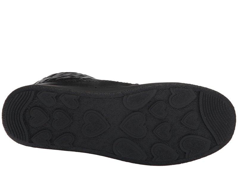 0c3ddfc8eb8a5 ラブ モスキーノ レディース ブーツ・レインブーツ シューズ Quilted Winter Boot Black