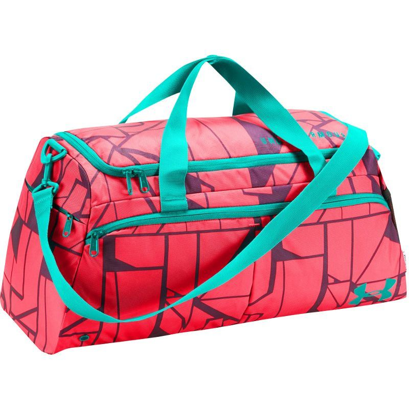 e33bfa8c19 アンダーアーマー レディース ボストンバッグ バッグ Womens Undeniable Duffle Small Coral Cove Teal  Punch Teal Punch 送料無料 サイズ交換無料 アンダーアーマー ...