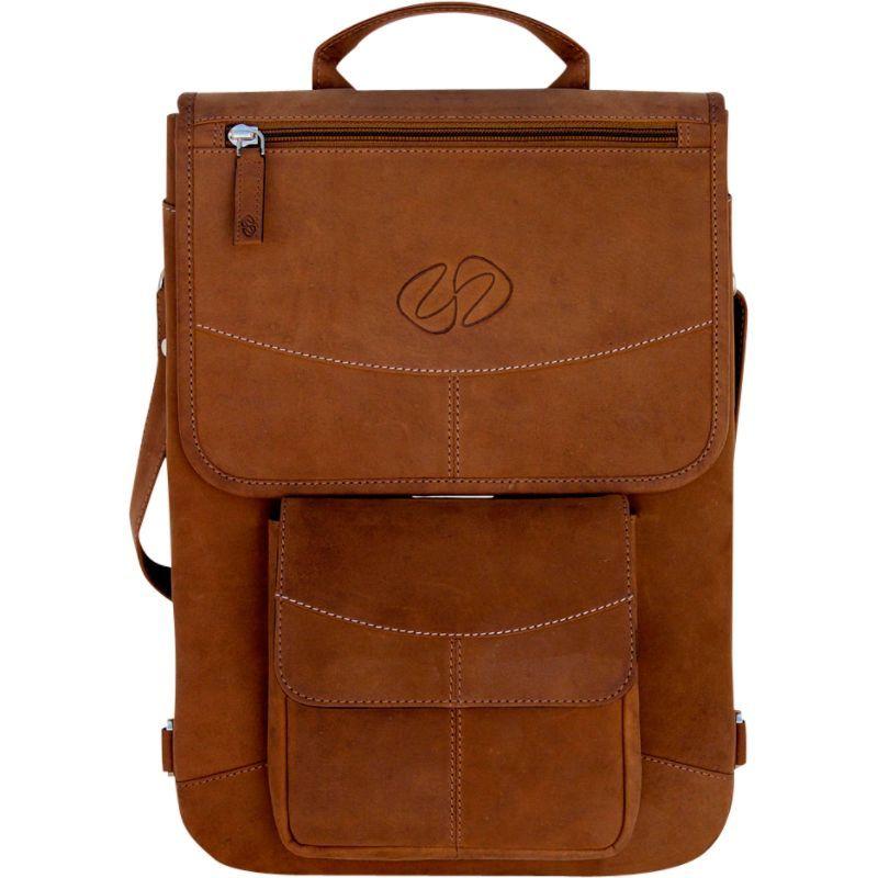 d65513a7987f マックケース メンズ バックパック・リュックサック バッグ Premium Leather 13 MacBook Pro TB Flight  Jacket + Backpack Option Vintage 送料無料 サイズ交換無料 ...