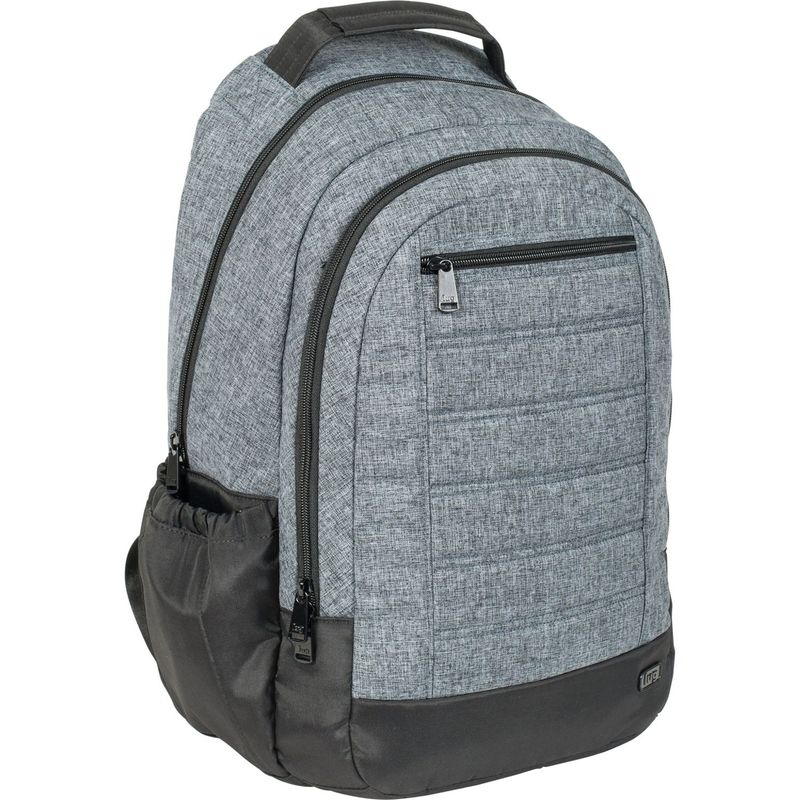 4dbc8fc30442 ラグ メンズ バックパック·リュックサック バッグ Jet Pack Backpack - eBags Exclusive Heather Grey  送料無料 サイズ交換無料 ラグ メンズ バッグ バックパック· ...