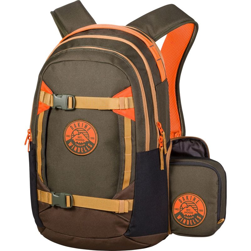 fe5e437583765e ダカイン メンズ バックパック·リュックサック バッグ Windell's Mission 25L Backpack Happy Camper  送料無料 サイズ交換無料 ダカイン メンズ バッグ バックパック· ...
