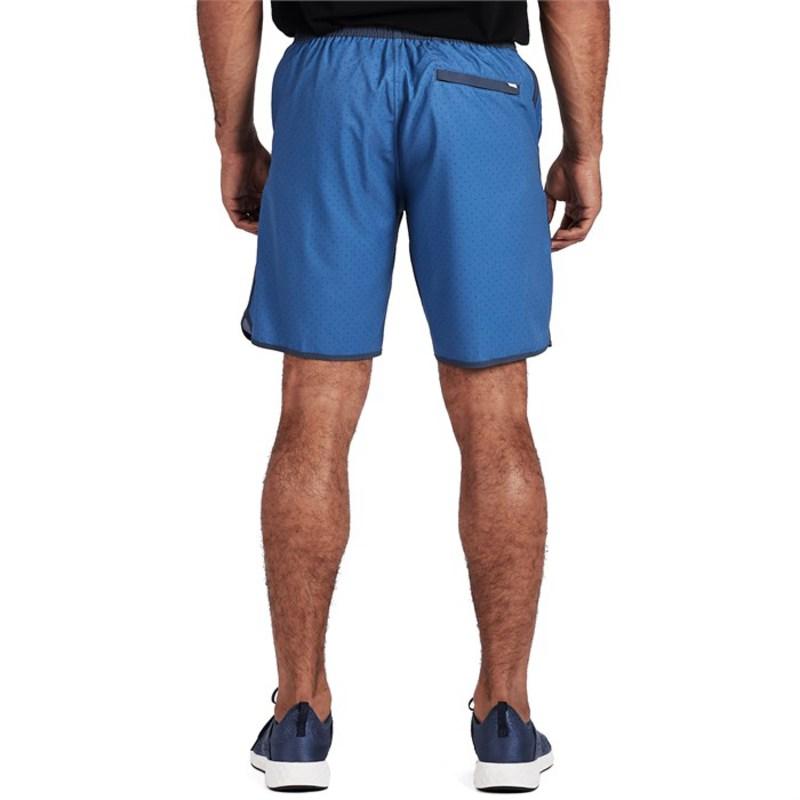 Salomon Agile Short shorts de course-bleu