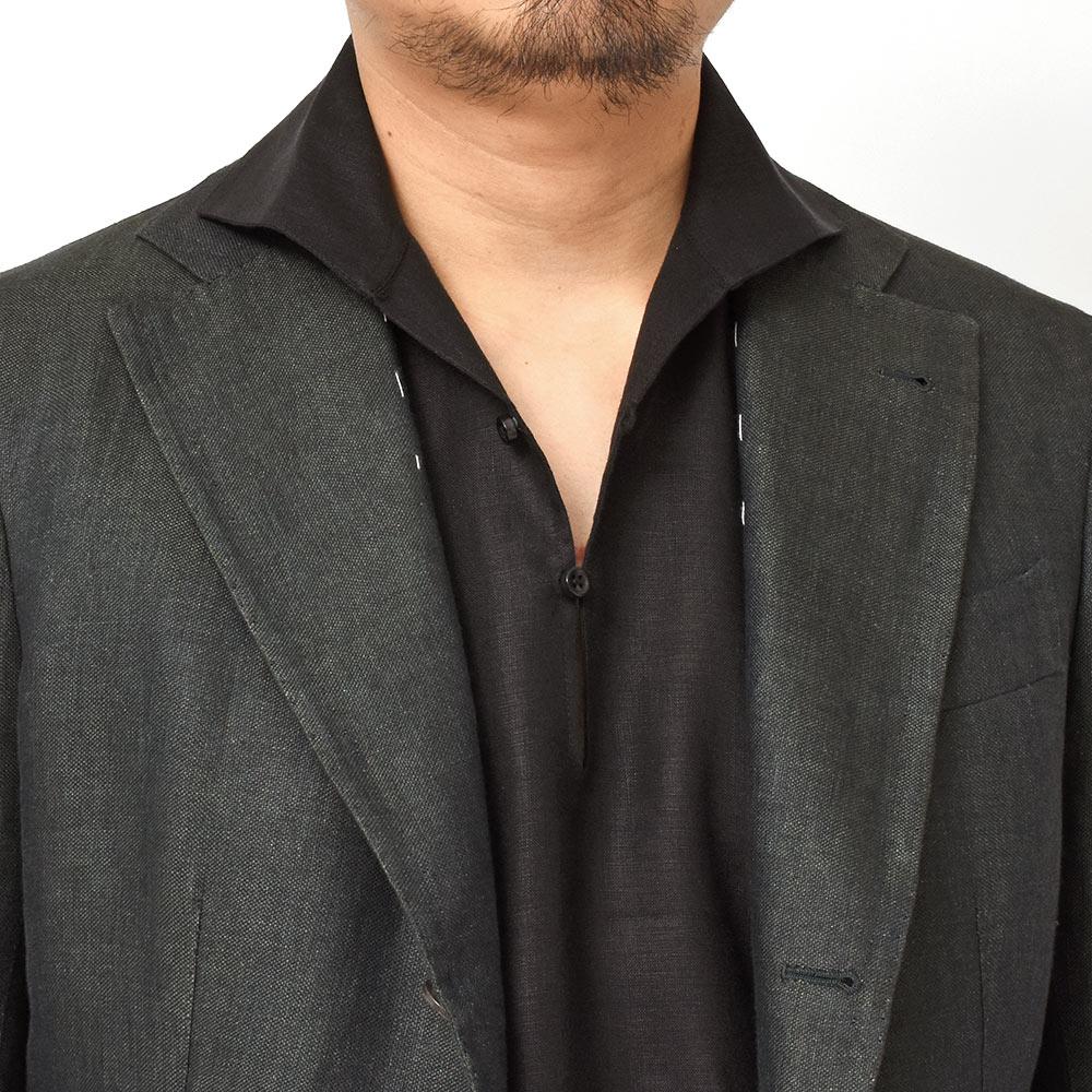 Alfonso Sirica(アルフォンソ シリカ)のコーディネートのアップ写真