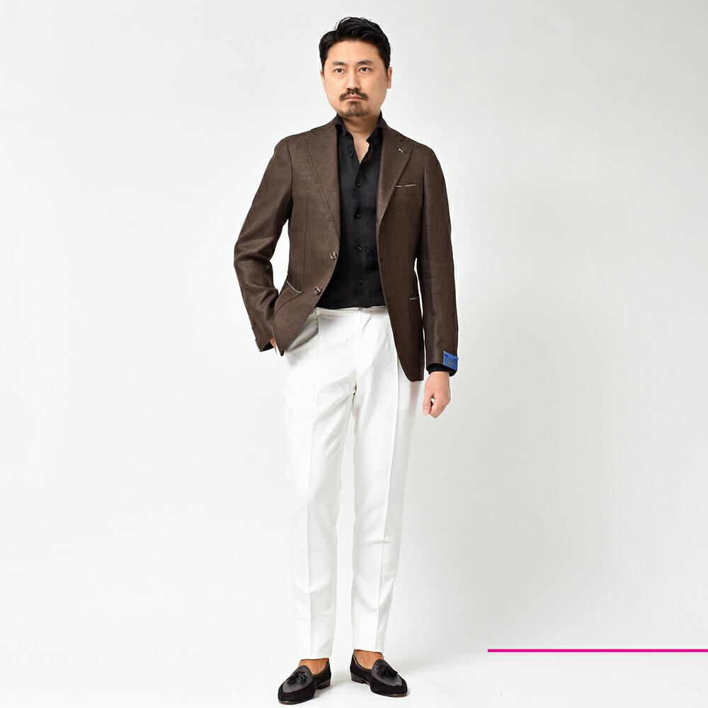 Gabo(ガボ)のコーディネート全身写真