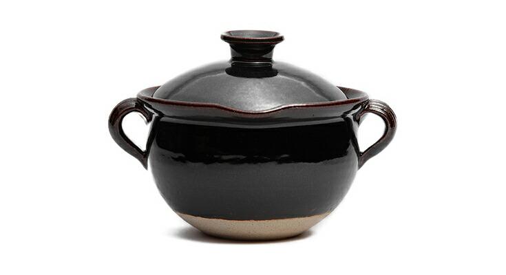 底が深く保温に優れているポトフ鍋。