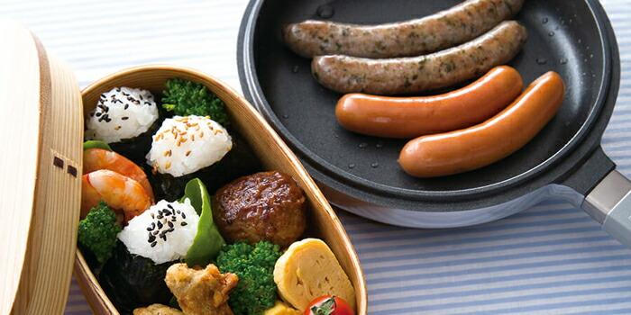 朝食&お弁当作りに