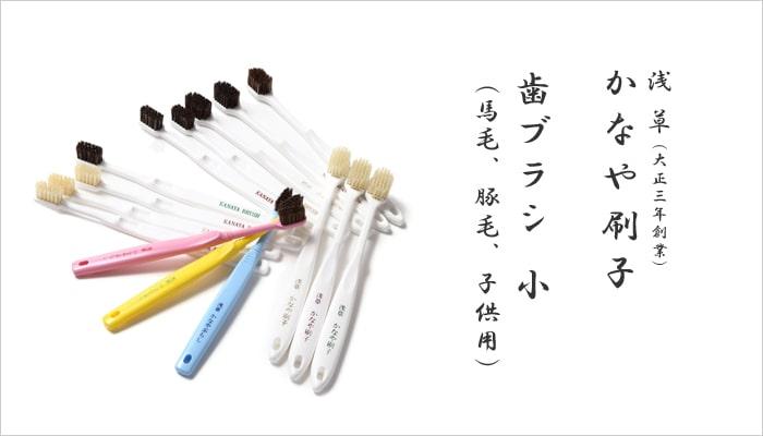 歯ブラシ(小)