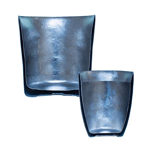 チタンの真空二重構造による優れた保冷・保温力
