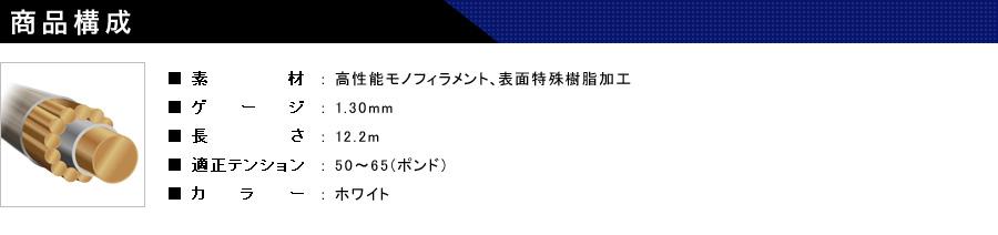 シンセティック アイアン16商品構成