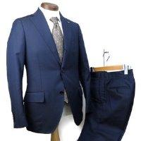 3ボタン ソリッド スーツ