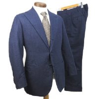 3ボタン シングル スーツ