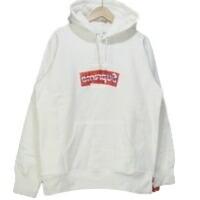 ×COMME des GARCONS Hooded Sweatshirt