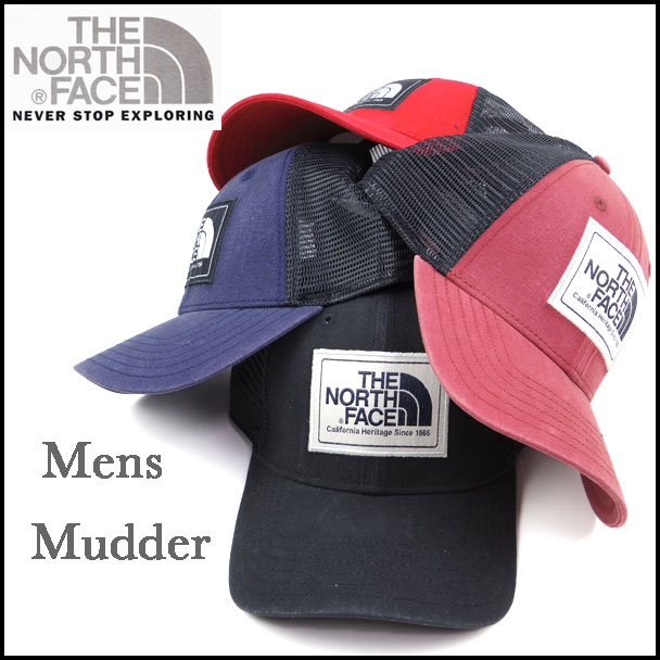 e2fc07ae317eb reason  THE NORTH FACE north face mesh caps men s hats MUDDER ...