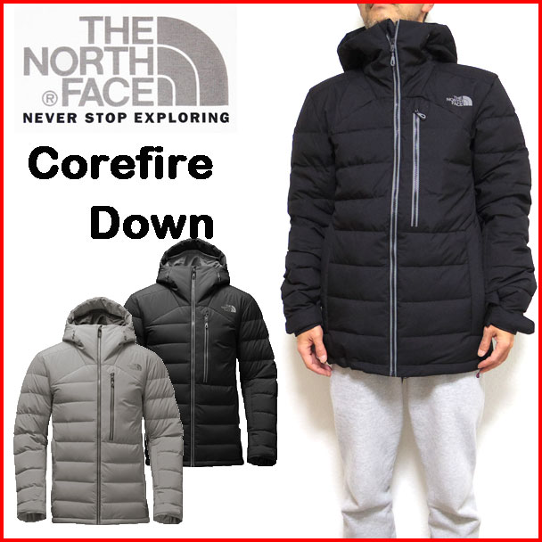 first rate running shoes store 北脸羽绒服人Corefire Down Jacket戈尔THE NORTH FACE外衣防寒05P03Dec16
