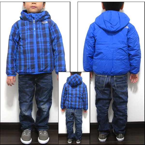 Reason The North Face Kids Children Reversible In