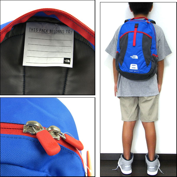 bd0ca29dc The North face / rucksack / kids /THE NORTH FACE/ youth / child /YOUTH  RECON SQUASH BACK PACK/N. blue / リーコンスカッシュバックパック / day pack