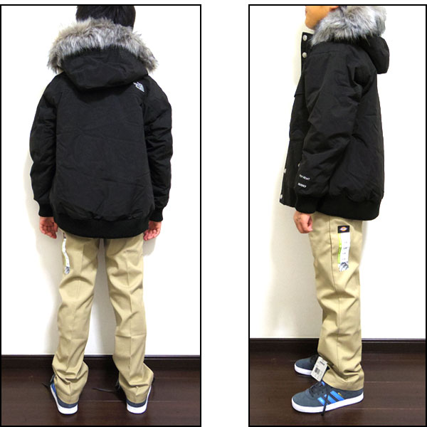 a0b7cd197868 More THE NORTH FACE (the north face) USA planning! Overseas models!  BOYS  Gotham Down Jacket  (Boys Gotham down jacket) is in stock now.
