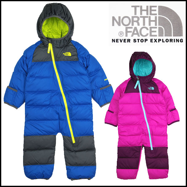 f9818f250 THE NORTH FACE/ North face / kids / baby / down snowsuit /Baby LIL'  SNUGGLER BUNTING/ cover oar / protection against the cold to fall