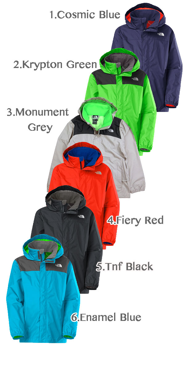 450af7fef reason  THE NORTH FACE the north face kids   mountain parka resolve ...