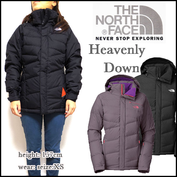 reason  THE NORTH FACE  North face   down jacket   Lady s  Heavenly ... e9ba33c4f
