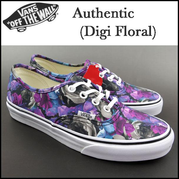 Furgonetas Auténticos Zapatos Florales Digi (mujer) fxWoyBcF