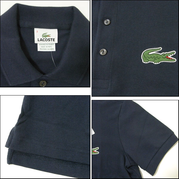 Lacoste Mens Shirts