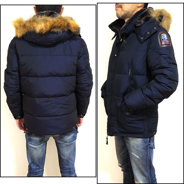 Parajumpers (パラジャン Perth) more. Maine-Man (men's fur down jacket) is in stock now! One of the military packed taste! In the shell, use polarized micro ...