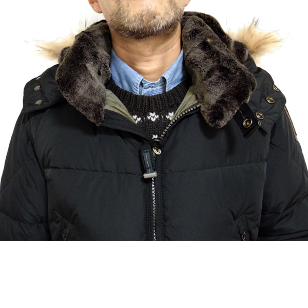 ... parajumpers para jackets down jacket men maine black