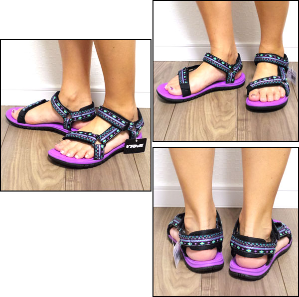 67bc67c83 Teva to hold a three-point leg Universal Strapping System with the. Typical  sandals ...