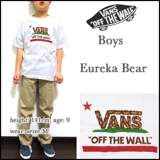 vans bear shirt