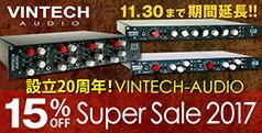 VINTECH-AUDIO スーパーセール