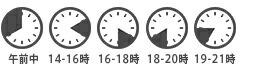 配送時間帯