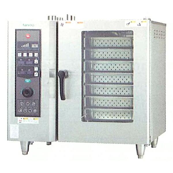 タニコー ガス式ベーシックスチームコンベクションオーブン TSCO-61GBL
