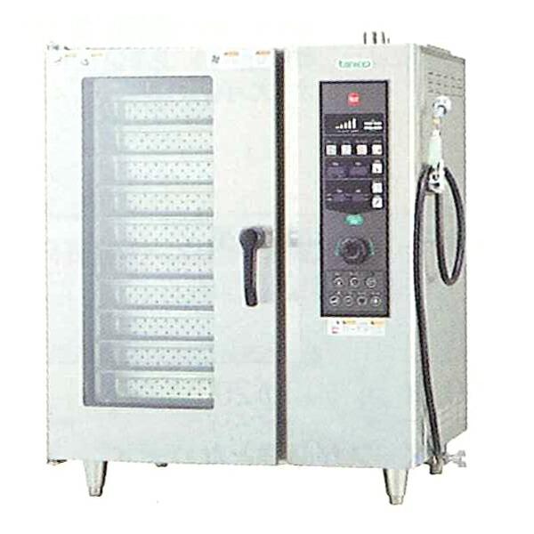 タニコー 電気式ベーシックスチームコンベクションオーブン TSCO-101EBR