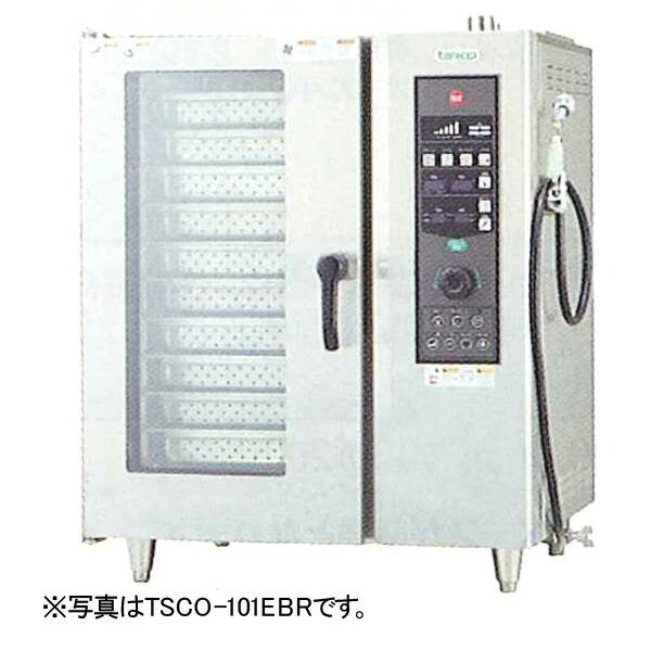 タニコー 電気式ベーシックスチームコンベクションオーブン TSCO-101EBL