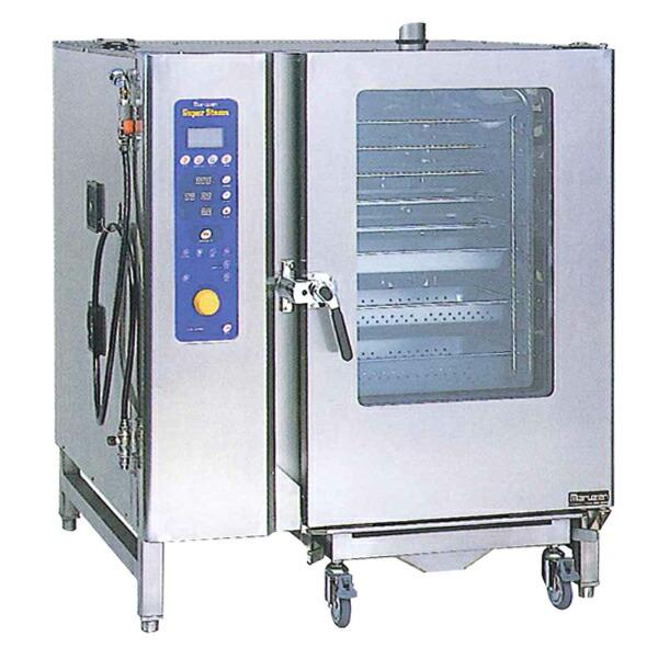 マルゼン スチームコンベクションオーブン SSC-C24DCNU