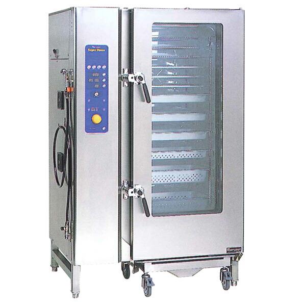 マルゼン スチームコンベクションオーブン SSCG-C20ASCNU