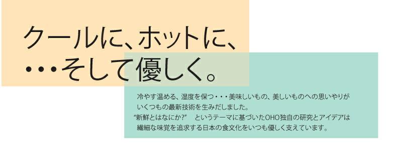 大穂製作所(OHO) 冷蔵ショーケース 詳細1