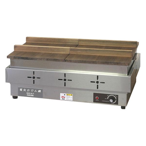 ニッセイ(アンナカ) 電気おでん鍋 幅630×奥行335×高さ277(mm) NHO-8LY