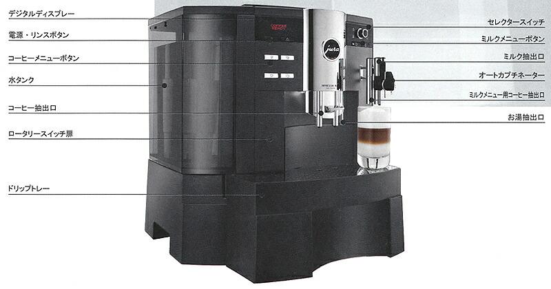 Jura インプレッサ Xs90