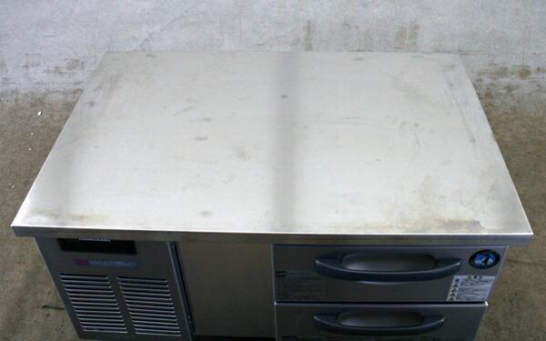 ホシザキ ドロワー冷蔵庫 中古 RTL-90DNC 写真4
