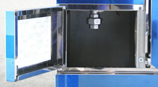 オザキ ガスレンジ OZM-900CV 写真9