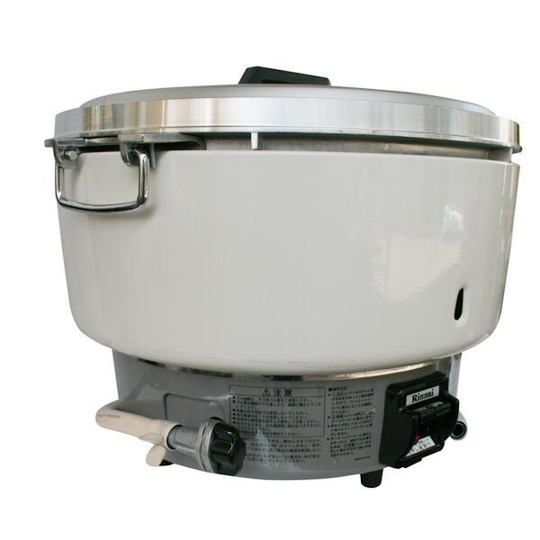 リンナイ ガス炊飯器 写真2