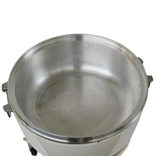 リンナイ ガス炊飯器 写真3