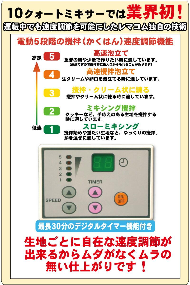 速度調節機5階段電動的攪拌(攪拌)能