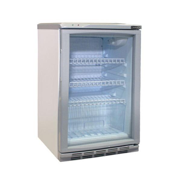 レマコム 冷蔵ショーケース(冷蔵庫 小型) 60リットルタイプ 幅475×奥行517×高さ742(mm) RCS-60