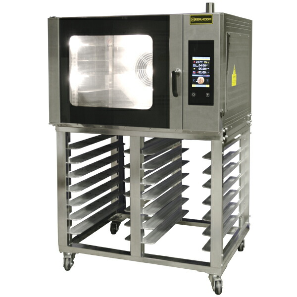 電気式ベーカリーコンベクションオーブン