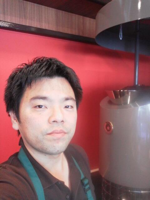 レガロ ロースターズ コーヒー 店長の部屋