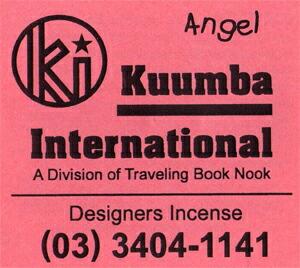 KUUMBA , クンバ, incense ,(ANGEL )