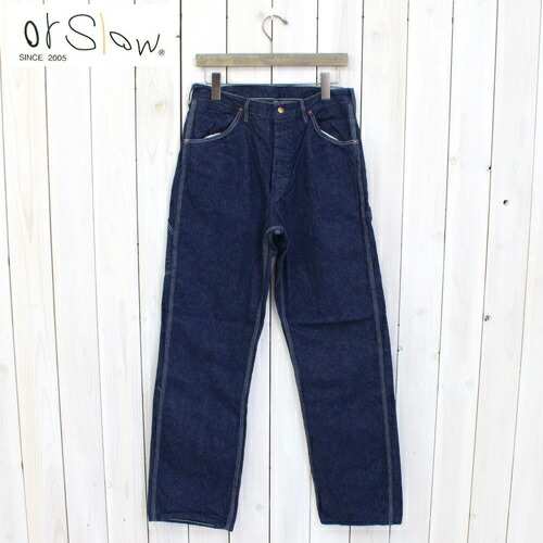 『PAINTER PANTS』(ONE WASH)